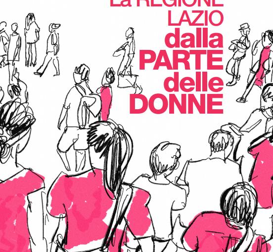 Fatto! – La Regione Lazio è dalla parte delle donne